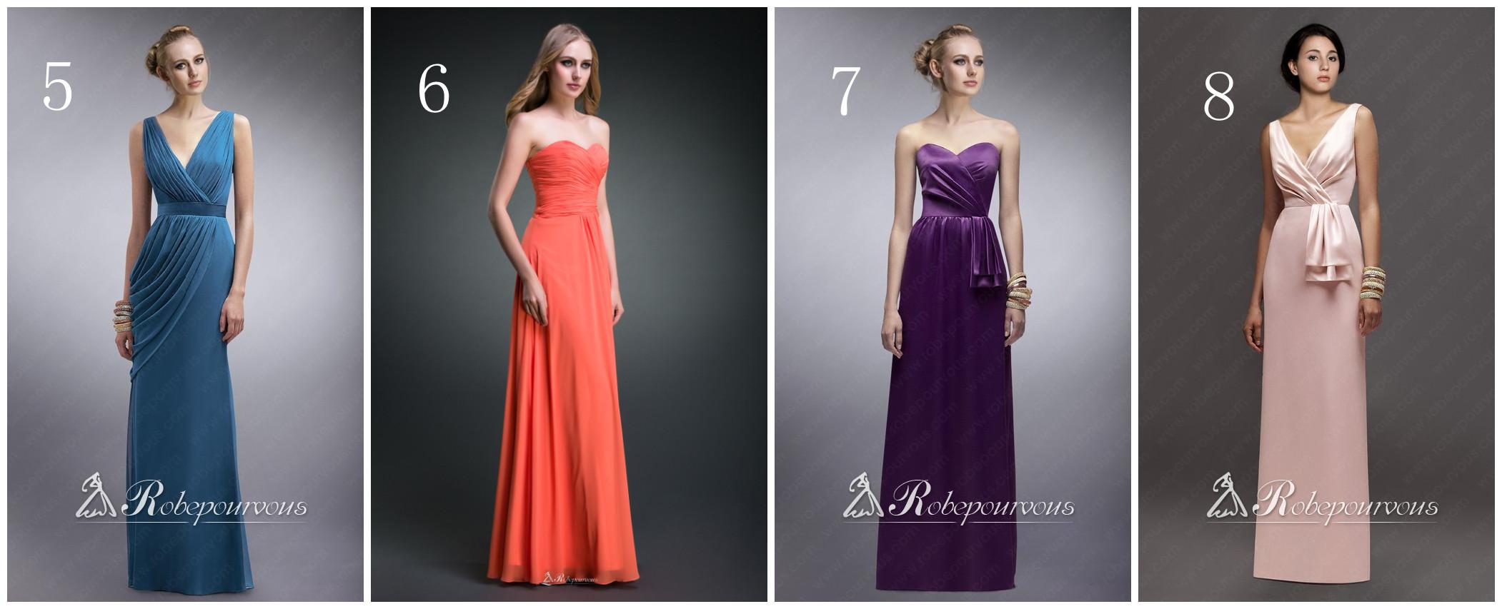 Choisir une robe de demoiselle d honneur pas cher 2013 for Robes de demoiselle d honneur pour les mariages de novembre